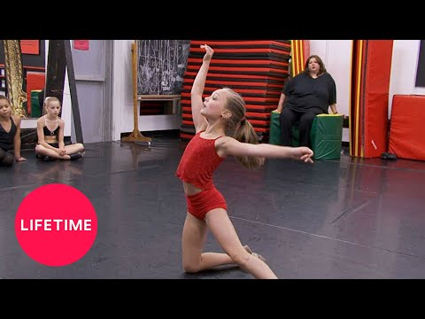 Dance Moms: Melissa's Angel (Season 1 Flashback)   Lifetime