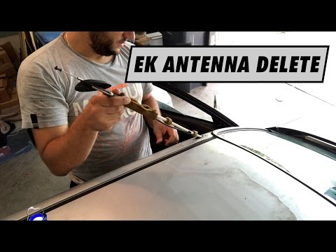 Project EK Antenna Removal