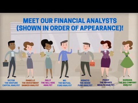 Finance Jobs Explained (excerpt from
