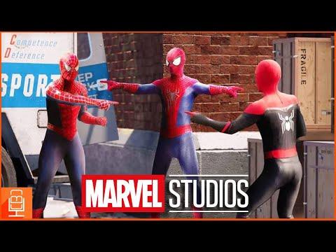 Doctor Strange Director Hints at Multiple Spider-Men in MCU
