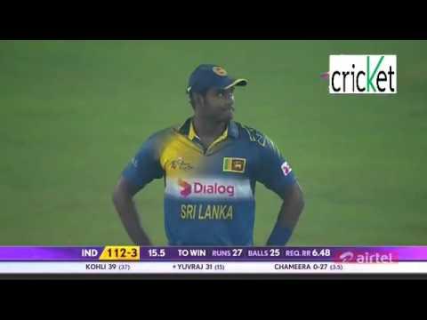 T20 Asia Cup India vs  SL Part 3