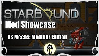 In today's Starbound Mod Showcase, we look at a mod that adds XS Mechs to new modular system introduced in 1.3! Find all the Starbound mods used in this ...