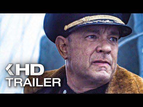 GREYHOUND Trailer (2020)