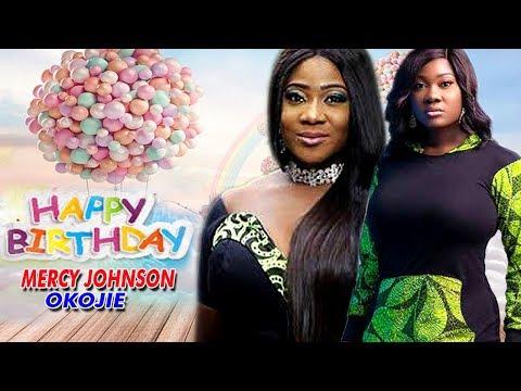 Happy Birthday To Nollywood Goddess Mercy Johnson Okonjo