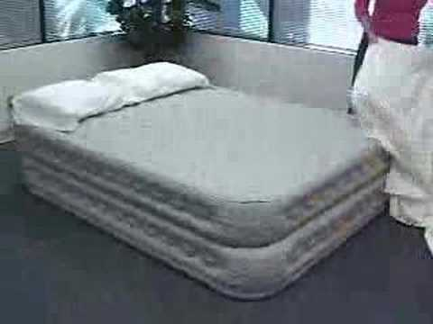 how to patch felt air mattress