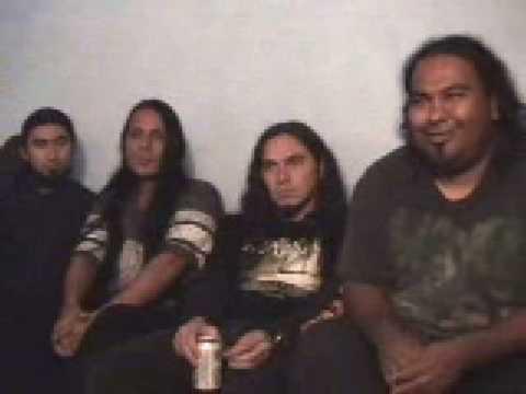 Entrevista con Deadly Dark (2004)