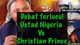 Video DEBAT USTAD NIGERIA VS CHRISTIAN PRINCE TENTANG KEAJAIBAN DALAM QURAN MP3, 3GP, MP4, WEBM, AVI, FLV Januari 2019