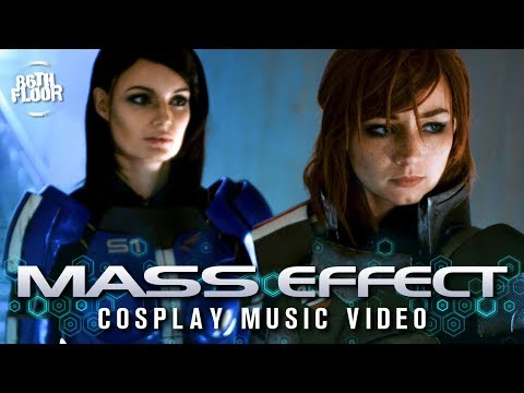 Mass Effect Cosplay Music Video - Odyssey