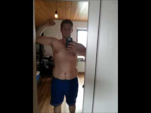 My 12 weeks body transformation with P90X