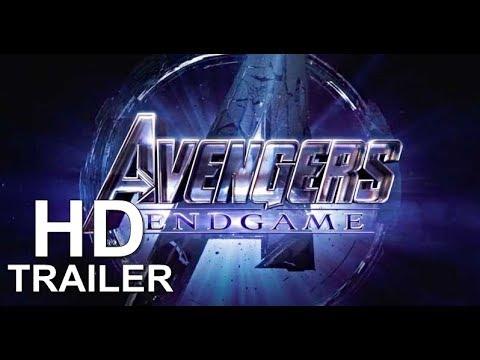 Marvel Studios Avengers Endgame (2019) HD Trailer