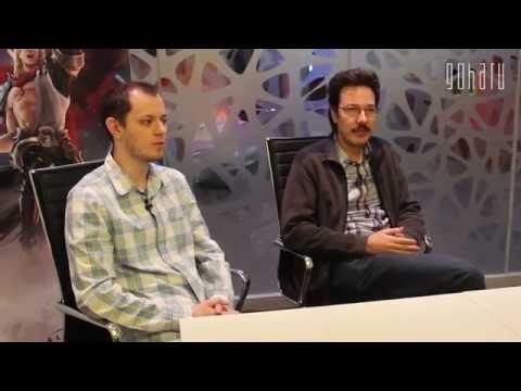 Интервью с разработчиками Skyforge