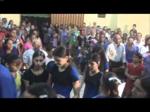 ASSEMBLEIA DE DEUS EM COLINAS - Congregação Betel_3º Aniversário do Vocal 'El'Shaddai'.wmv