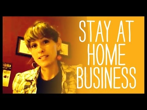 Mom Entrepreneur Shows how to Start a Stay at Home Business
