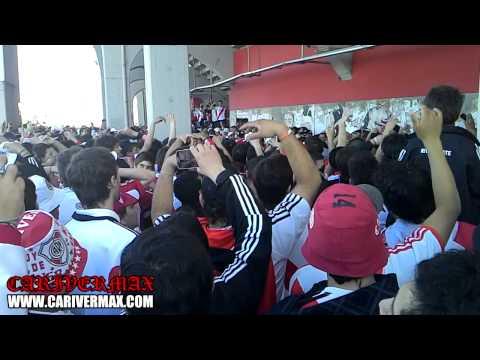 PREVIA SUPERCLASICO 2013 LOS BORRACHOS DEL TABLON - RIVER PLATE - POR MAXI O. - Los Borrachos del Tablón - River Plate - Argentina - América del Sur