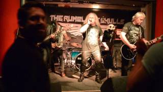 Video The Rumble of Skulls - live (Le Garage Noir, DC)