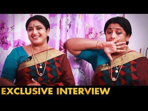 தமிழில் கொஞ்சம் Over-ah நடிக்கனும் | Actress Praveena Interivew | Priyamanaval Serial Uma