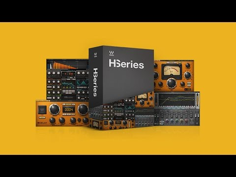 Introducing the Waves H-Series: A Collection of Hybrid Plugins