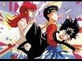 Yu Yu Hakusho Invasores do Makai (Filme Completo Dublado) Animes Jogos Desenhos