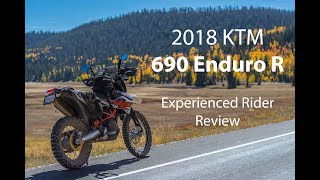 1. 2018 KTM 690 Enduro R Review : Searching for Unicorns