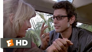 Jurassic Park (1993) - Chaos Theory Scene (2/10) | Movieclips
