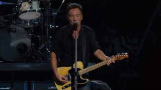 Bruce Springsteen W Tom Morello Ghost Of Tom Joad Madison Square Garden Nyc 2009 10 29 30
