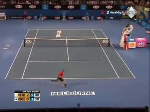 Lleyton Hewitt vs Ricardo Hocevar