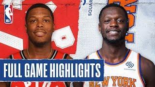 RAPTORS at KNICKS | FULL GAME HIGHLIGHTS | January 24, 2020 by NBA