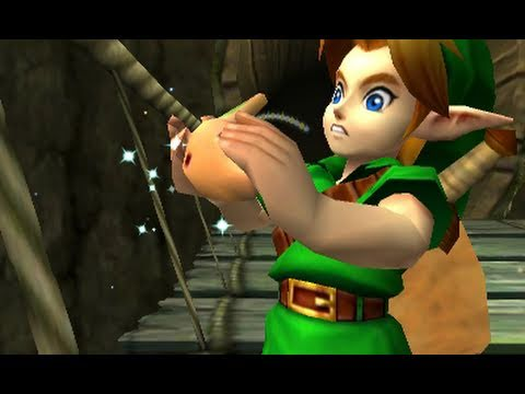 preview-Legend of Zelda: Ocarina of Time 3D Review! (Kwings)
