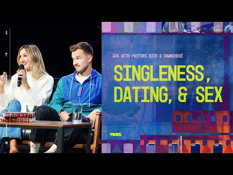 Rich and DawnCheré Wilkerson — Asking For A Friend: Q&A Part 1: Singleness, Dating and Sex