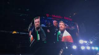 Video UFC 229 Mcgregor Vs Khabib walk outs and crowd reactions MP3, 3GP, MP4, WEBM, AVI, FLV Desember 2018