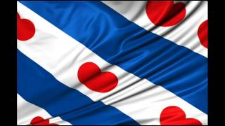 The national anthem of the Frisian can be traced to a poem entitled