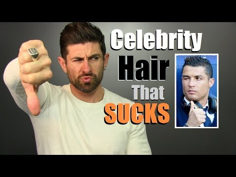 6 Popular Celebrity Hairstyles That SUCK! (IMO)