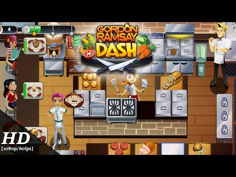 GORDON RAMSAY DASH Android Gameplay [1080p/60fps]