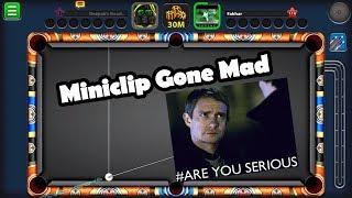8 Ball Pool What The Hell is Wrong With Miniclip -Deepak's Road Ep 29- Watch Till EndWelcome To My Channel Deepak8bp or Deepak 8 Ball PoolMy Social Profiles:Skype: iloveiphone07Kik: deepak8bpFb: https://www.facebook.com/deepak8bpTwitter : @deepak8ballpool+++++++++++++++++++++++++++++Willing to support my channel, Kindly Donate here:https://www.paypal.me/deepak8ballpoolYou GUYS ARE AMAZING!!!💜Music used :intro Song : Borgore & Sikdope - Unicorn Zombie Apocalypse (Xavi Fabregas Remix)TAGS:Deepak8BallPool deepak8bp