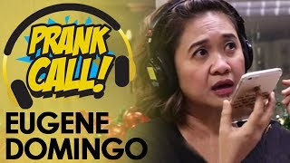 Video Prank Call: Eugene Domingo, Nagsungit Sa Prank Calls! MP3, 3GP, MP4, WEBM, AVI, FLV Agustus 2018