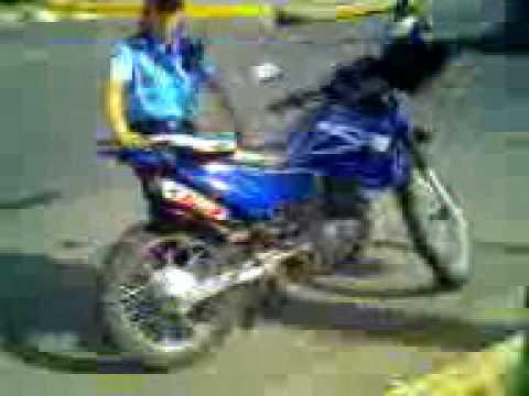 policia violento, estacion 5 managua