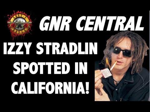 Guns N' Roses News: Izzy Stradlin Makes First 2018 Public Appearance! GNR Remembers Eddie Clarke!