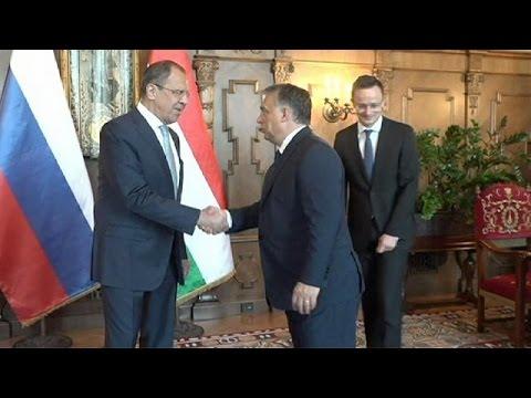 Ουγγαρία: Επίσκεψη Λαβρόφ για πυρηνικά και …κυρώσεις