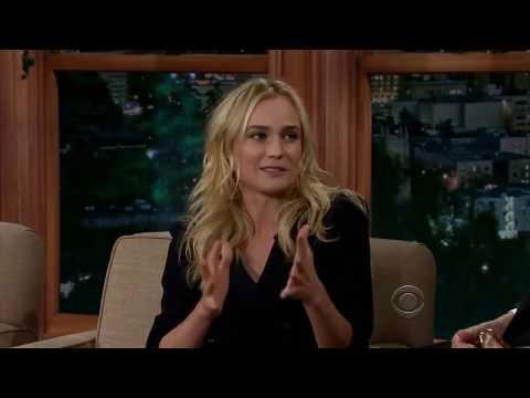 Craig Ferguson entrevista Diane Kruger [legendado portugues]