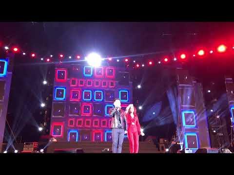 Hương Giang song ca Mùa Ta Đã Yêu cùng Phạm Hồng Phước tại sân khấu cuối năm - Thời lượng: 3 phút, 46 giây.