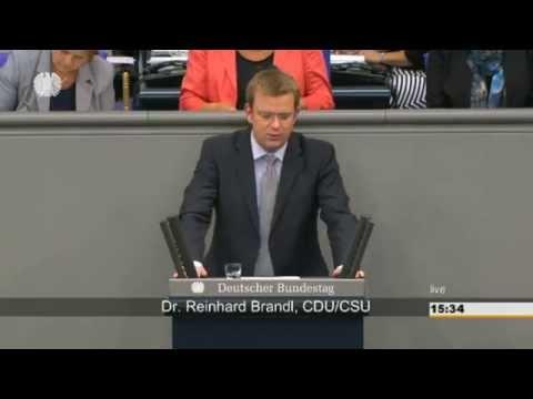 YouTube Video: Plenarrede zum Bundeshaushalt 2014 - Etat des Bundes-ministeriums des Innern