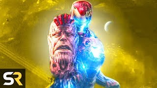 Avengers 4 Theory: What Is Thanos's Ultimate Destiny In The MCU? by Screen Rant