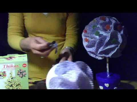 Arbolitos de dulces - Videos | Videos relacionados con arbolitos