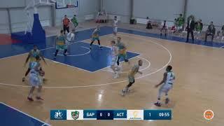 Барлық ойын— Ұлттық лига: «Барсы Атырау»vs «Астана» (1-шi ойын)