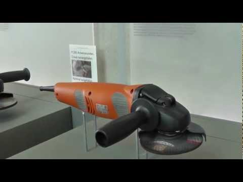 FEIN gefragt: Warum sind FEIN Elektrowerkzeuge orange?