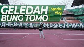 Download Video GELEDAH STADION GELORA BUNG TOMO MP3 3GP MP4