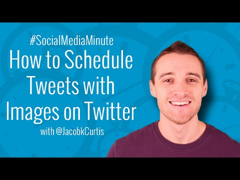 Watch '[HD] How to Schedule Tweets with Images Using Twitter'
