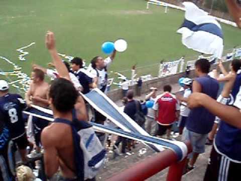 Video - Recibimiento del Deportivo Merlo.MOV - La Banda del Parque - Deportivo Merlo - Argentina