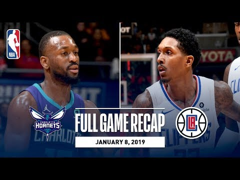 Video: Full Game Recap: Hornets vs Clippers | Balanced Attack Leads LAC
