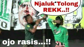 Video Ada yang nyanyi Rasis, ini reaksi dirijen Bonek Cak Tessy | Persebaya vs Psms Medan MP3, 3GP, MP4, WEBM, AVI, FLV Juli 2018